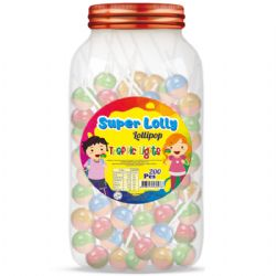 Super Lolly Assorted / Sour 11g