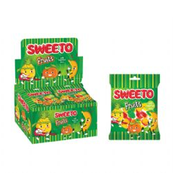 Sweeto Fruits 20g