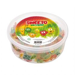 Sweeto Mix Round Tubs 1kg
