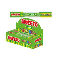 Sweeto Sour Belts Apple 8g