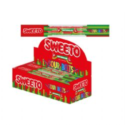 Sweeto Sour Belts Watermelon 8g