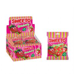 Sweeto Strawberry 20g