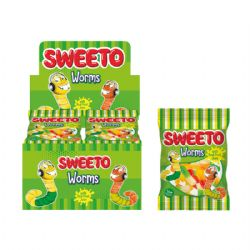Sweeto Worms 100g