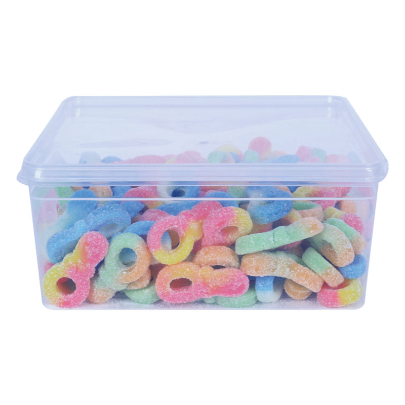 Sweeto Square Tubs 1kg
