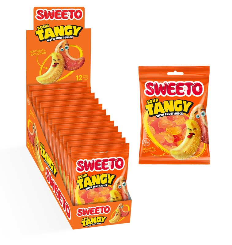 Sweeto Tangy 80g